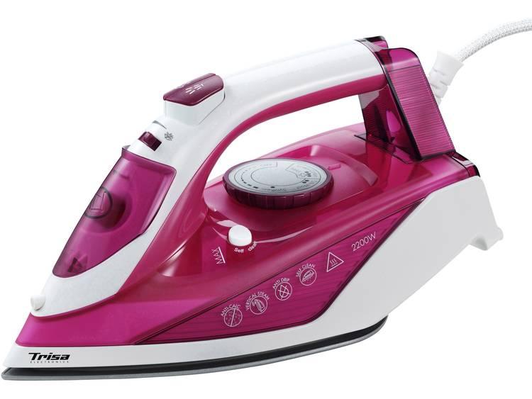 Trisa Comfort Steam i5777 Stoomstrijkijzer Roze 2200 W - Prijsvergelijk