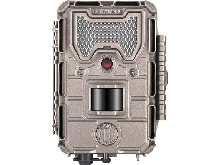 Bushnell Trophy HD Aggressor Wildcamera 20 Mpix GPS geotag-functie, Black LEDs, Timelapsevideo, Geluidsopnames Olijf-bruin kopen