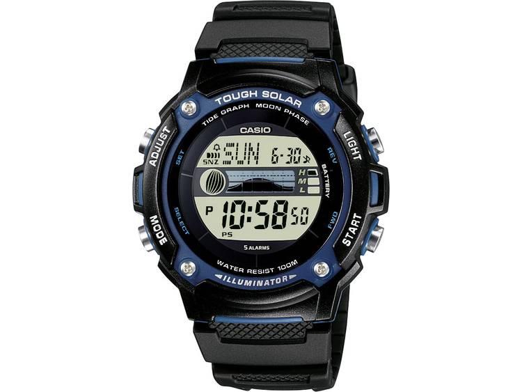 Casio Solar Horloge W S210H 1AVEF l x b x h 45.4 x 44 x 13.3 mm Zwart Materiaa