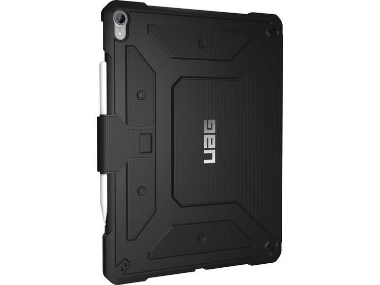 uag iPad Cover / hoes Bookcase Geschikt voor Apple: iPad Pro 12.9 3e generatie Zwart