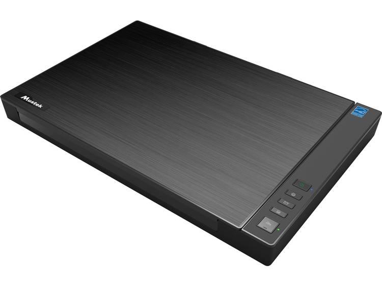 Mustek Scan Express A3 S2400 plus Flatbedscanner A3 2400 x 2400 dpi USB Bewijs, Boek, Document, Foto