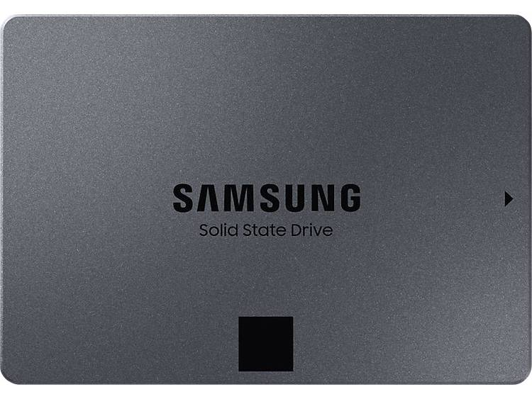 Samsung 860 QVO SSD harde schijf (2.5 inch) 2 TB Retail MZ-76Q2T0BW SATA III