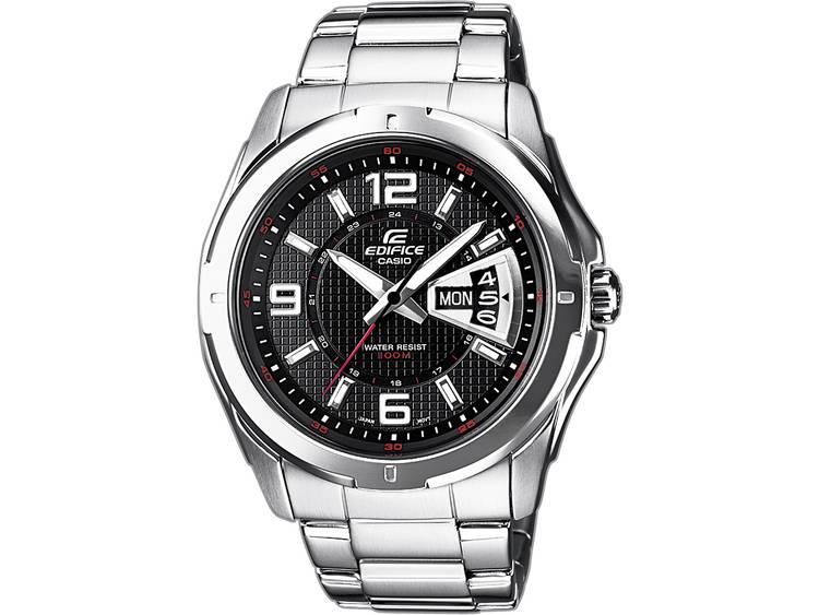 Casio Quartz Horloge EF 129D 1AVEF l x b x h 49 x 44.8 x 10.4 mm Zilver Materi