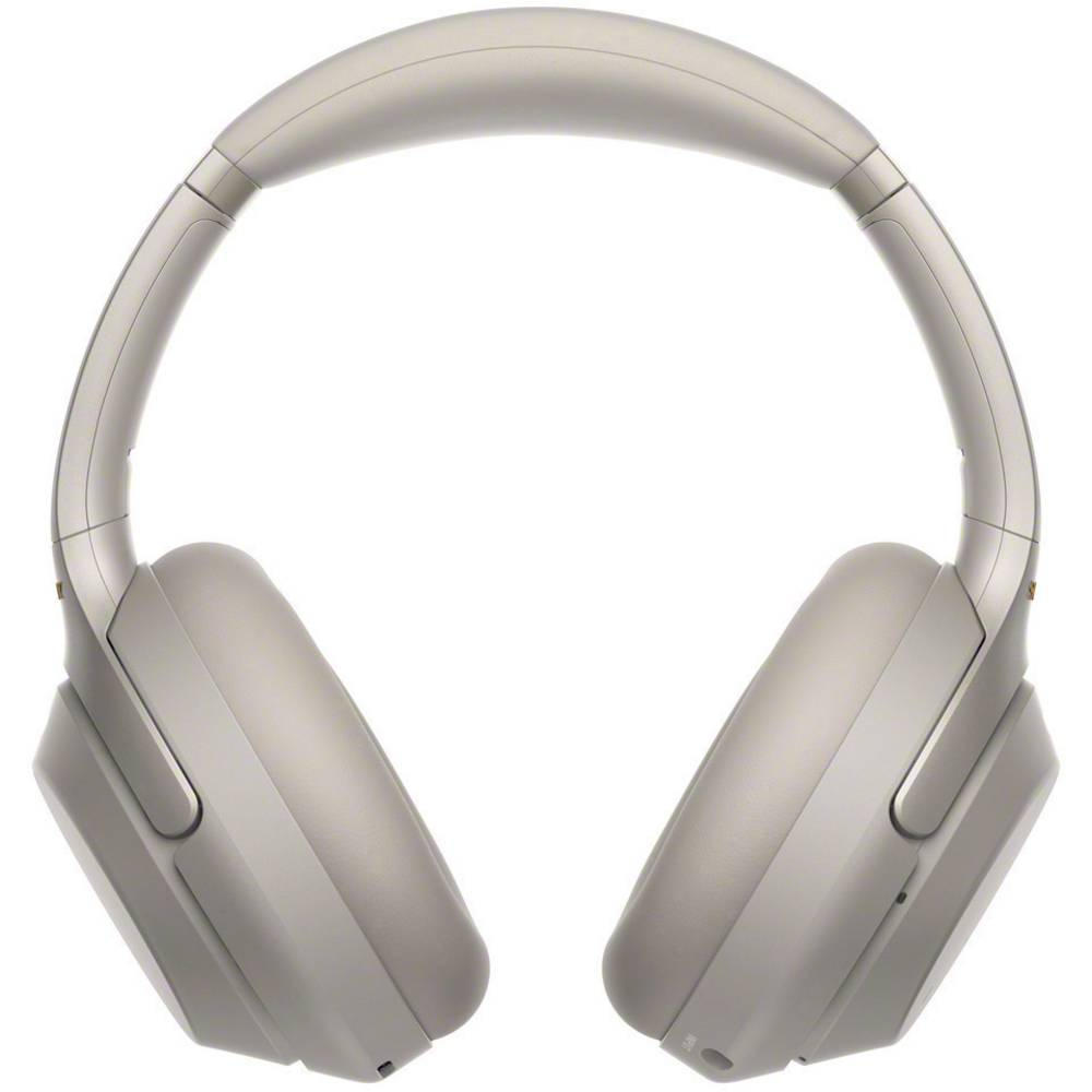 Sony WH-1000XM3 Bluetooth Reis Over Ear koptelefoon Zilver