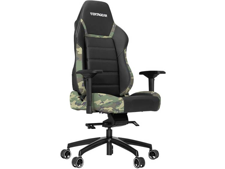 Vertagear PL6000 Gaming stoel Camouflage