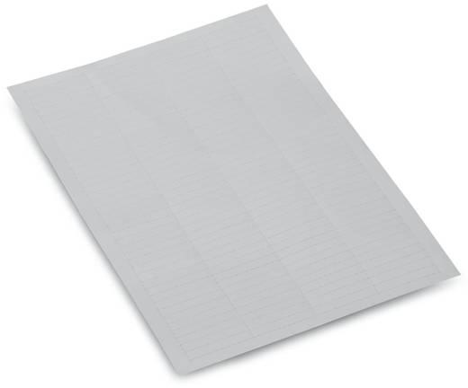 WAGO 750-100 PLC-etikettering