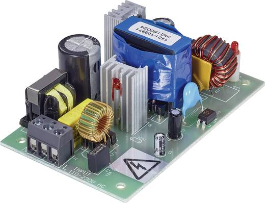 H-Tronic Schakelende netvoedingsmodule Module Ingangsspanning (bereik): 230 V/AC (max.) Uitgangsspanning (bereik): 5 - 24 V/DC