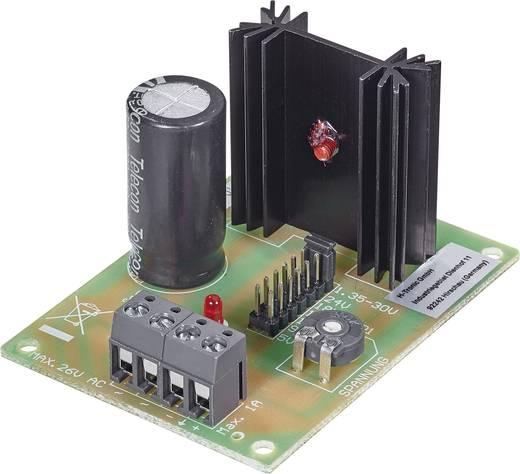 H-Tronic Netvoedingsmodule Module Ingangsspanning (bereik): 5 - 26 V/AC Uitgangsspanning (bereik): 1.35 - 30 V/DC