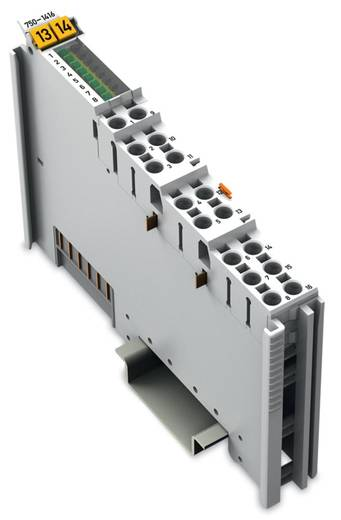 WAGO 750-1416 PLC-ingangskaart 24 V/DC