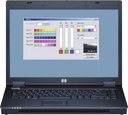 Velleman VM151 RGB-effectgenerator Uitvoering (bouwpakket/module): Module 12 V/DC