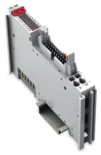 WAGO 750-1500 PLC-uitgangskaart 24 V/DC