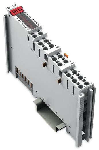 WAGO 750-1504 PLC-uitbreidingsmodule 24 V/DC