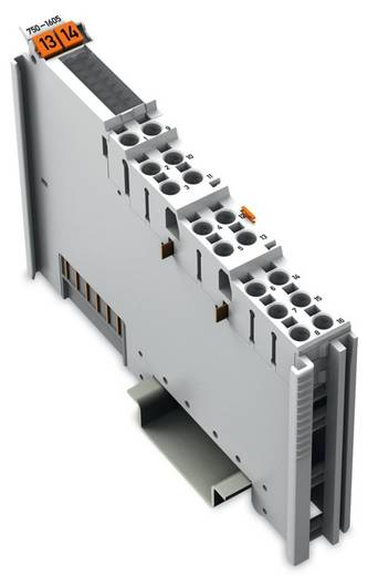WAGO 750-1605 PLC-klem 24 V/DC 1 stuks