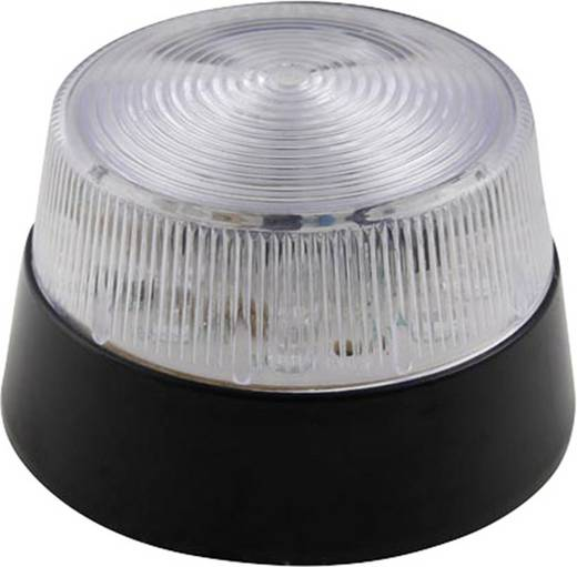 Velleman HAA40WN Signaallamp LED Wit Flitslicht 12 V/DC
