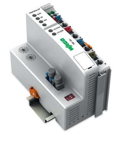 WAGO 750-331 PLC-busaansluiting 24 V/DC