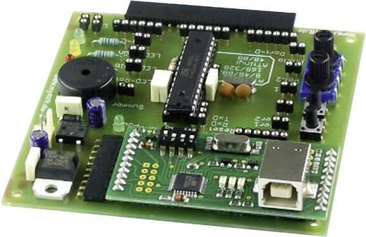 myAVR MK2 USB + Workpad SE Board