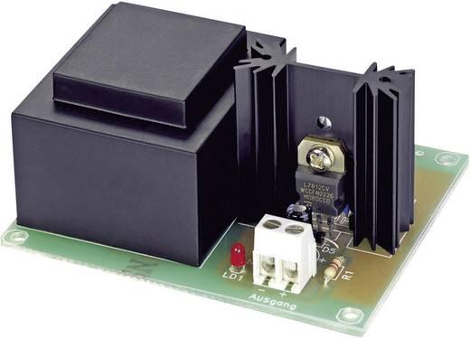 Conrad Components Netvoedingsmodule Module Ingangsspanning (bereik): 230 V/AC (max.) Uitgangsspanning (bereik): 12 V/DC (max.)