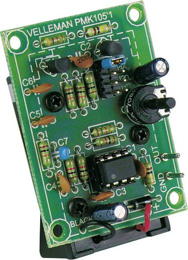 Velleman Signaalgenerator Bouwpakket 9 V=