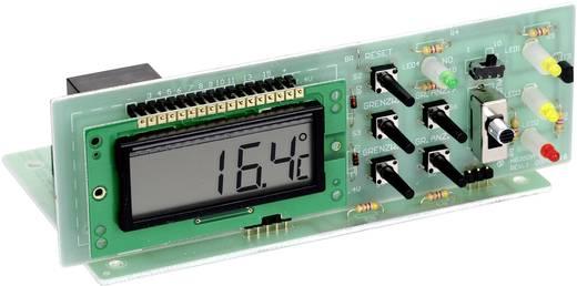 Temperatuur schakelaar Bouwpakket Conrad Components 191027 12 V/DC -5 tot 50 °C