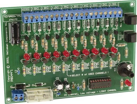Velleman K8044 Looplicht bouwpakket Uitvoering (bouwpakket/module): Bouwpakket 12 V/DC