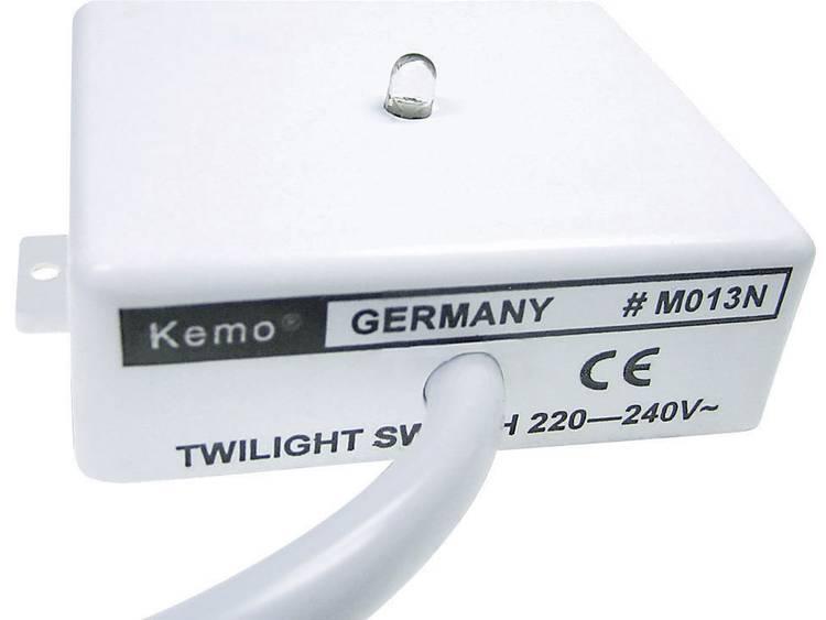 Kemo Schemerschakelaar 240 V~ M013N Module 220 240 V-AC