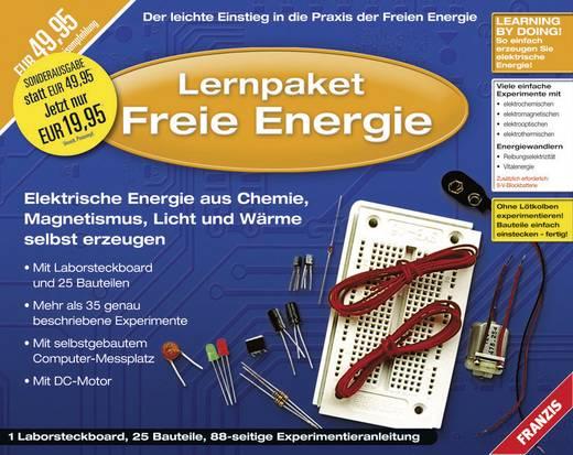 Franzis Verlag 978-3-645-65035-9 Freie Energie Leerpakket Leeftijdsklasse: vanaf 14 jaar