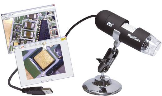 USB-microscoop dnt 2 Mpix Digitale vergroting (max.): 200 x