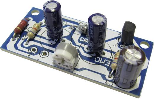 Kemo B003 Knipperlicht bouwpakket Uitvoering (bouwpakket/module): Bouwpakket 6 V/DC, 12 V/DC