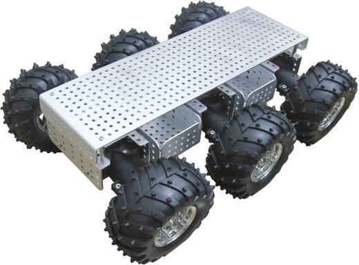 Arexx JSR-6WD Robotplatform Uitvoering (bouwpakket/module): Bouwpakket