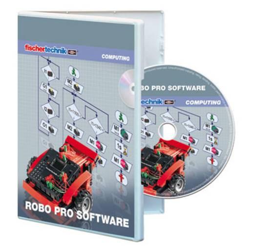 fischertechnik Software ROBO Pro Software 93296