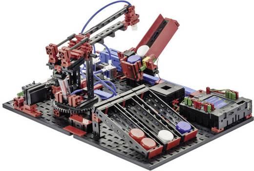 Experimenteerdoos fischertechnik ROBO TXT ElectroPneumatic 516186 vanaf 10 jaar