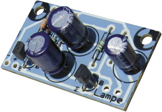 Kemo B185 Knipperlicht bouwpakket Uitvoering (bouwpakket/module): Bouwpakket 6 V/DC, 12 V/DC
