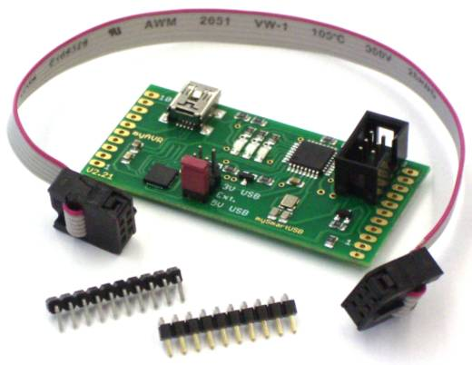 myAVR MK2 USB-programmer