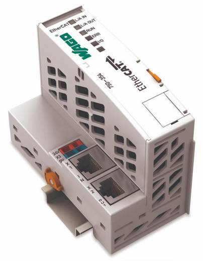 WAGO 750-354 PLC-busaansluiting 24 V/DC