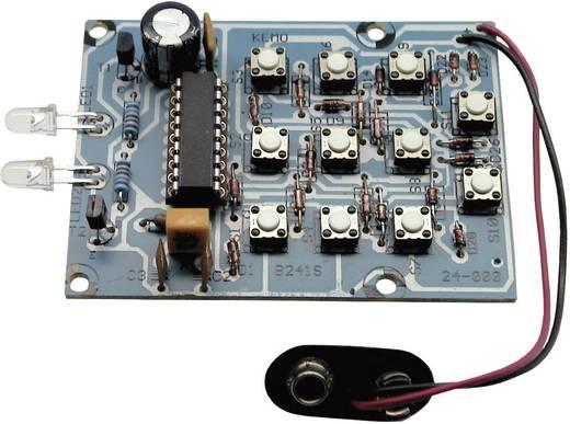 10-kanaals infrarood afstandsbediening