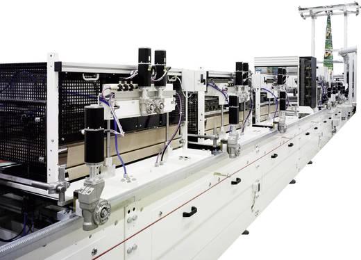 MSF-Vathauer Antriebstechnik GM 2,2-MS-HY-Q75-i20-B14 IE2 Draaistroommotor 2.2 kW 4.7 A 230 V/400 V B14 70 omw/min 249 Nm