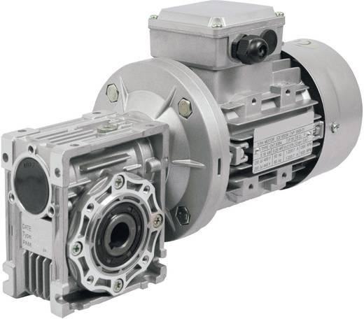 MSF-Vathauer Antriebstechnik GM 0,25-MS-HY-Q50-i60-B14 Draaistroommotor 0.25 kW 0.7 A 230 V/400 V B14 23 omw/min 59 Nm