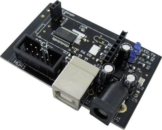 Arexx USB-interface RP6V2-TRANS Geschikt voor type (robot bouwpakket): RP6