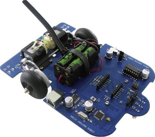 Arexx AAR-04 Robot bouwpakket Uitvoering (bouwpakket/module): Kant-en-klaar apparaat