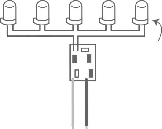 Kemo M142 LED-driver bouwpakket Uitvoering (bouwpakket/module): Module 6 V/DC, 12 V/DC, 24 V/DC