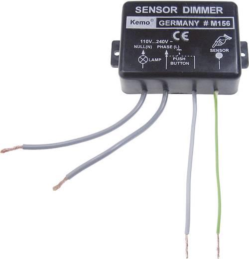 Kemo M156 Vermogensregelaar Module 230 V/AC 6 A