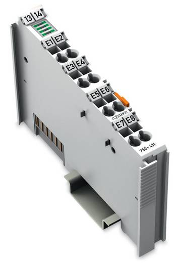 WAGO 750-431 PLC-ingangskaart 24 V/DC