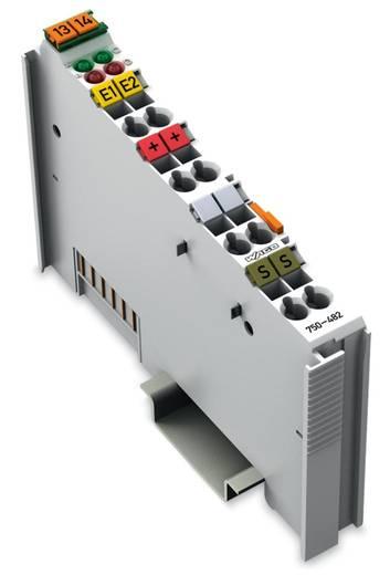 WAGO 750-482 PLC-ingangskaart 24 V/DC