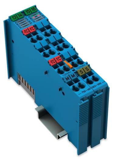 WAGO 750-487/003-000 PLC-ingangskaart 24 V/DC 1 stuks