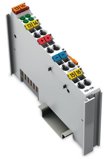 WAGO 750-516 PLC-uitgangskaart 24 V/DC