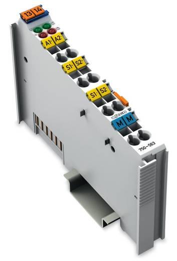 WAGO 750-563 PLC-uitgangskaart 24 V/DC
