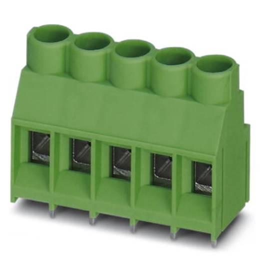 Klemschroefblok 4.00 mm² Aantal polen 4 MKDS 5/ 4-6,35 Phoenix Contact Groen 50 stuks