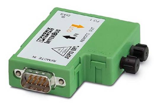 Phoenix Contact IBS OPTOSUB-MA/M/R-LK-OPC - glasvezelconverter IBS OPTOSUB-MA/M/R-LK-OPC