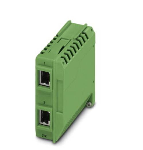 Phoenix Contact FL IF 2TX VS-RJ-D - mediamodule 2832357 Aantal ethernet-poorten 2
