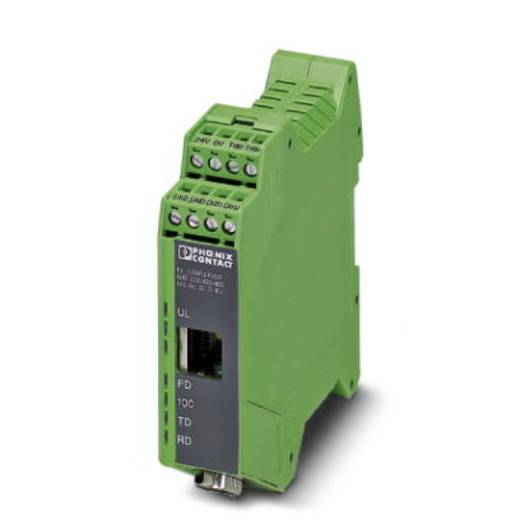 Phoenix Contact FL COMSERVER PRO 232/422/485 - interface-converter 2313452 Aantal ethernet-poorten 1